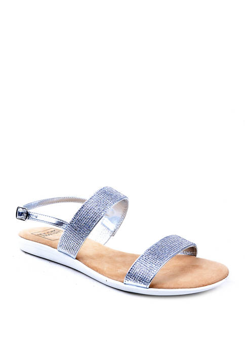 New York Transit Go Party Sandals