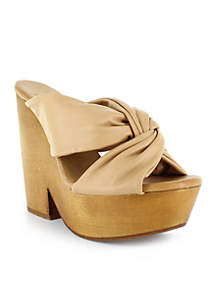 Mally Wedge Sandals