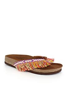 Cappy Sandal