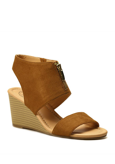 DOLCE by mojo moxy Alessia Wedge Sandals