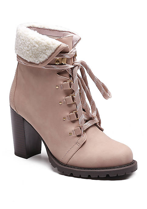 Cody Lace Up Hiker Boots
