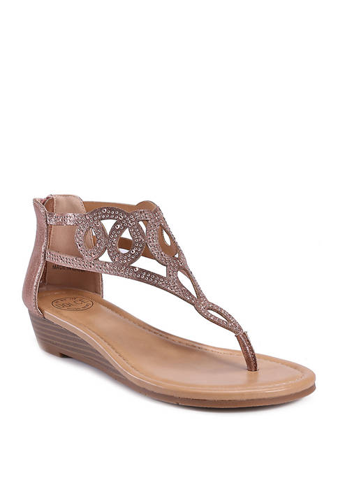 DOLCE by mojo moxy Farsi Sandals
