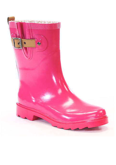 CHOOKA Top Solid Mid Rainboot
