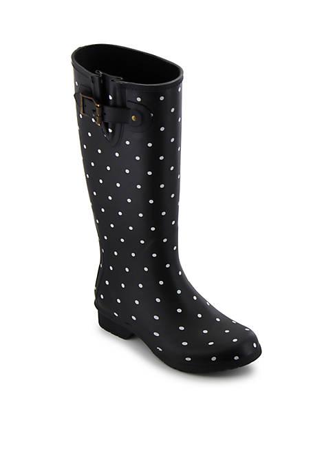 Classic Tall Printed Rain Boot