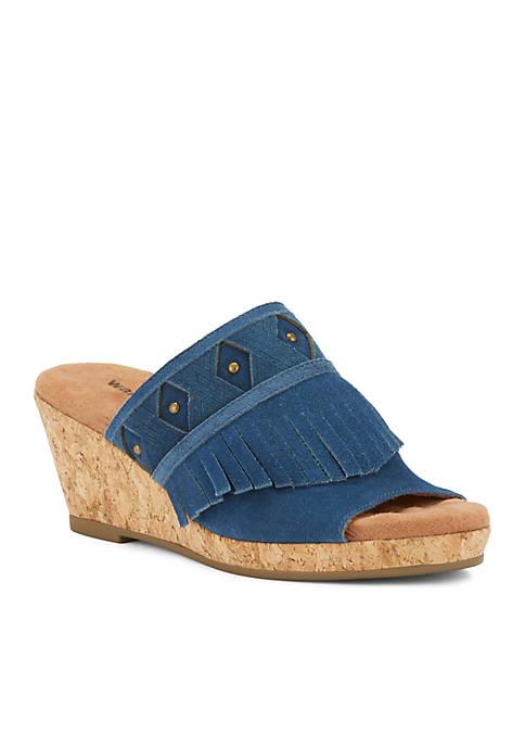 Walking Cradles Aniston Wedge Sandal