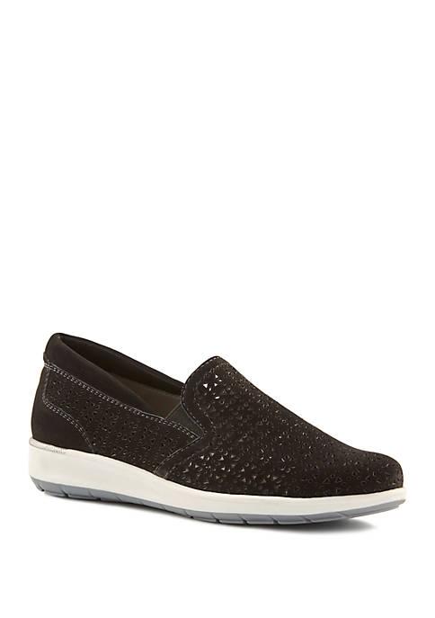 Orleans Wedge Slip On Sneakers