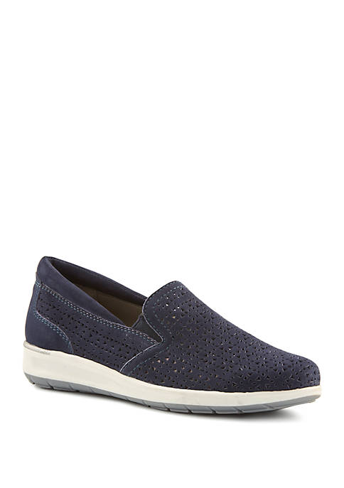 Orleans Wedge Slip On Sneakers