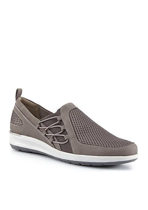 Onyx Slip-On Shoes