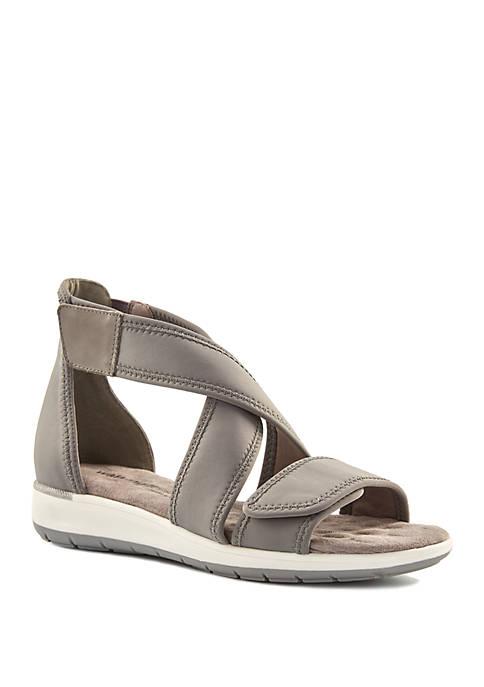 Stardust Platform Sandals