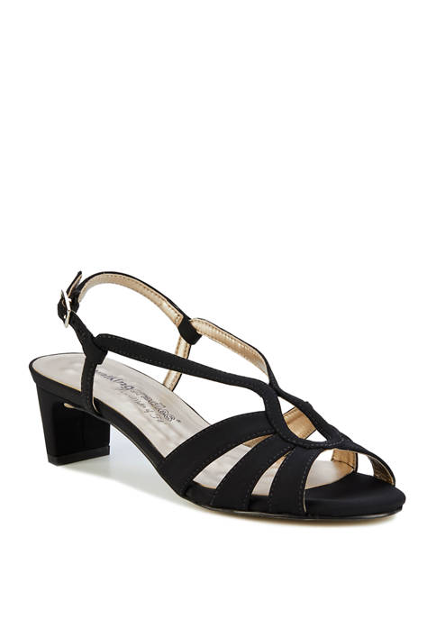 Leandra Dress Sandals