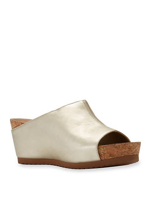 Tiegan Wedge Sandal