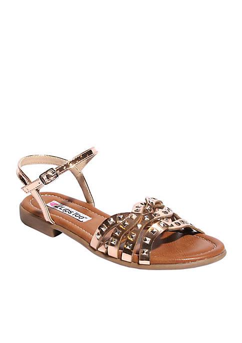 Too Eve Quarter Strap Sandals