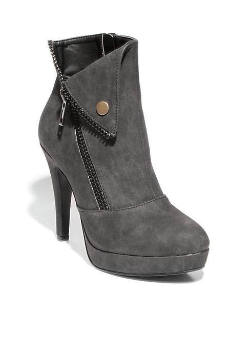 2 Lips Too® Too Snapped Ankle Boot