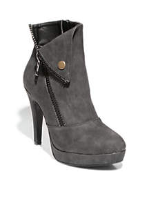 Too Snapped Ankle Boot