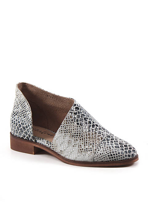 Diba True® No Way Out Asymmetrical Side Shoe