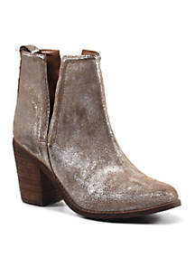 Later On Two Tone Bootie