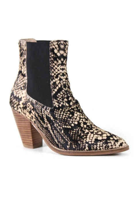 Diba True® Sound Off Spotted Booties