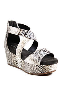 Diba True® Busta Move Wedge Sandals