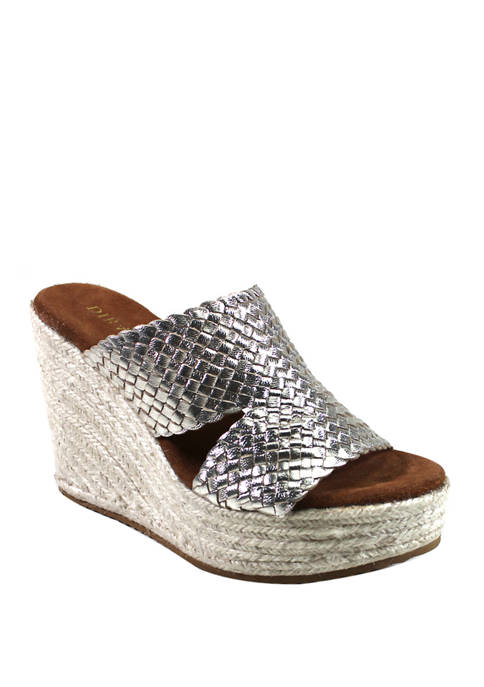 Diba True® Have To Know Wedge Sandals
