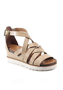 Diba True® Good For Me Woven WB Sandals