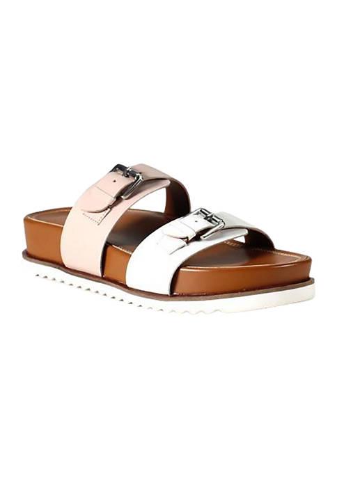 Diba True® Flatform Slide Sandals