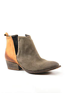 Stop By Cutout Side Bootie