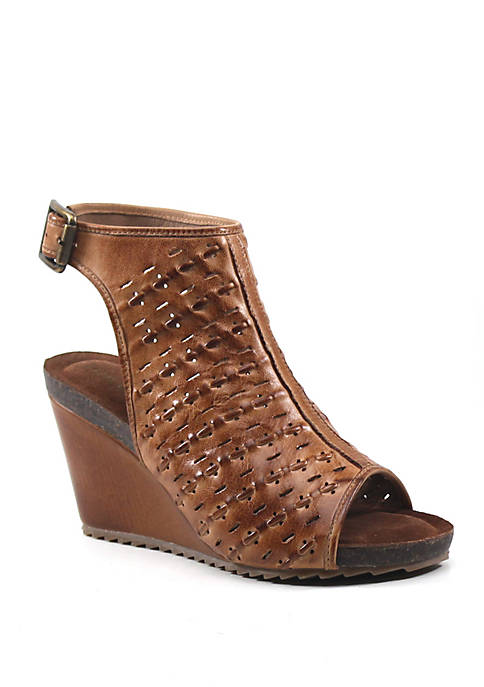 Diba True® Need Be Wedge Sandal