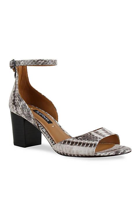Deklyn Ankle Strap Sandal
