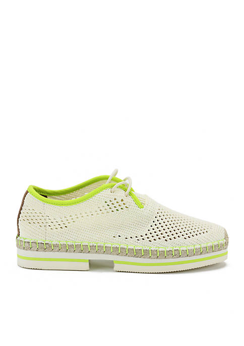 Joy & Mario Windasea Mesh Lace Up Sneaker