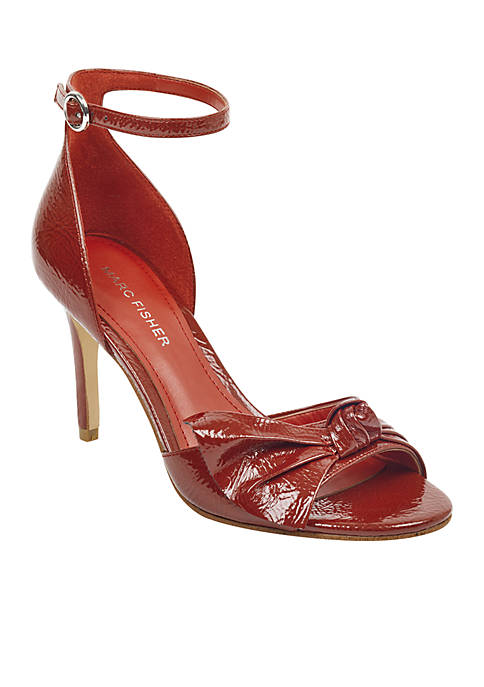 Marc Fisher Brodie Ankle Strap Heel