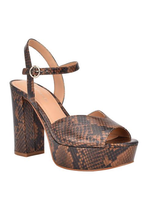 Marc Fisher Platform Sandals