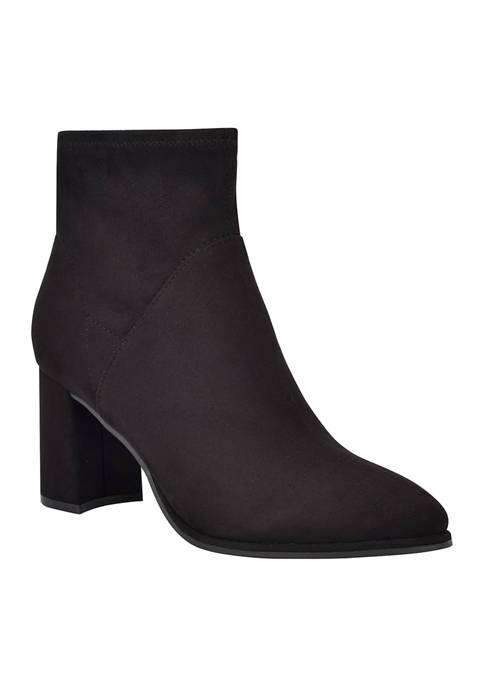Dyvine Pointy Toe Booties