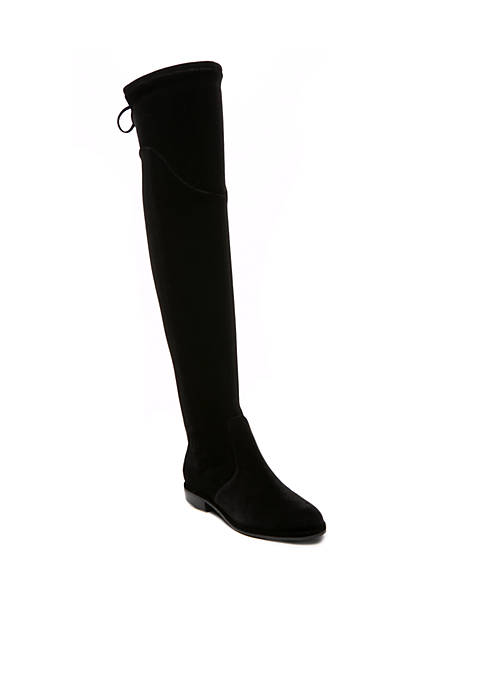 15cdb073ac7 Marc Fisher Hulie Over The Knee Flat Boot