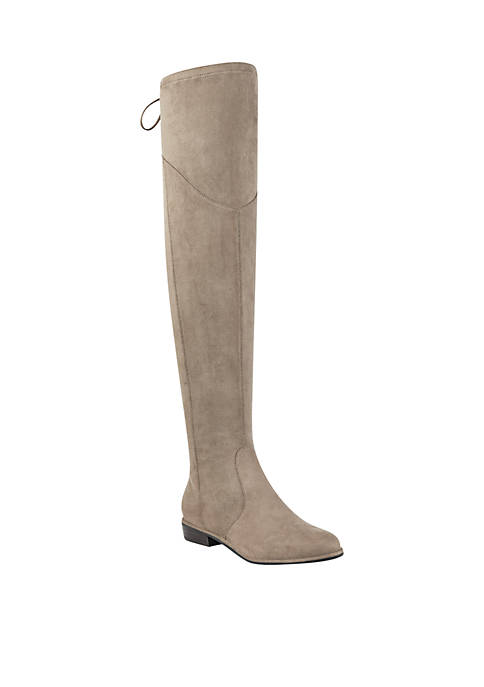 Marc Fisher Hulie Over The Knee Flat Boot