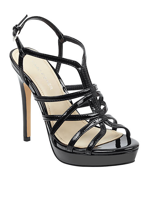 Jaslyn Strappy Dress Heel