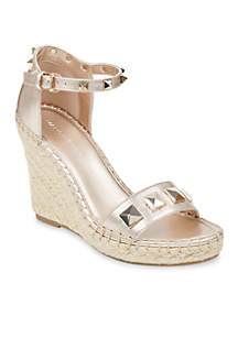 Marc Fisher Knoll Studded Espadrilles