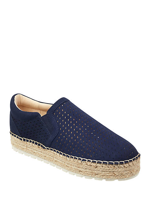 Marc Fisher Mania Slip On Espadrilles