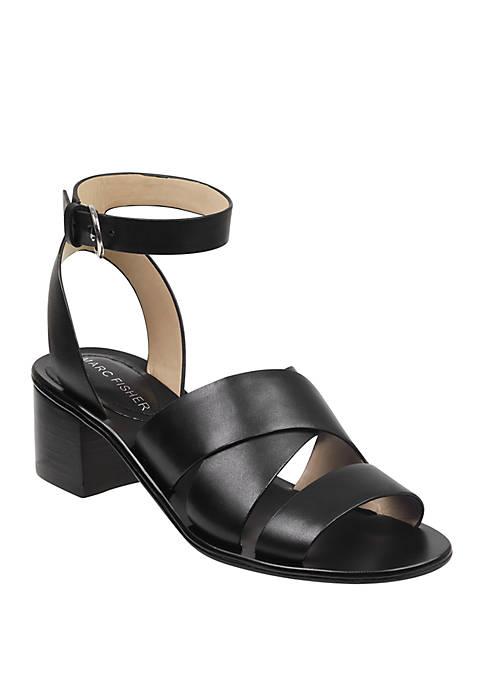 Omela Stack City Sandals