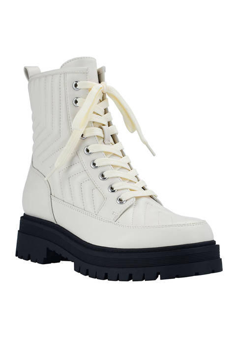 Pierce Textured Lugsole Boots