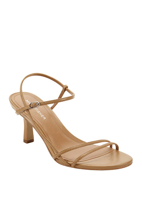 Marc Fisher Quinne Strappy Dress Sandals