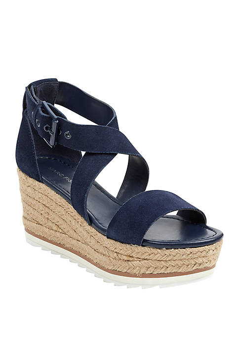 Marc Fisher Zaide Sport Bottom Wedge Sandals