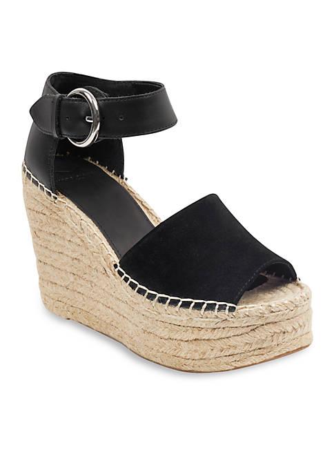Alida Espadrille Wedge Sandals