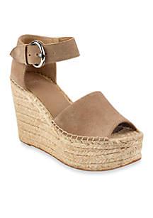 Marc Fisher LTD Alida Espadrille Wedge Sandals