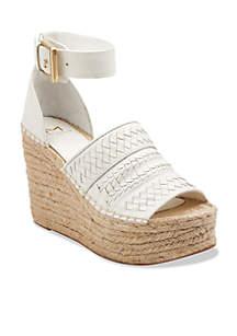Marc Fisher LTD Alina Espadrille Wedge Sandals