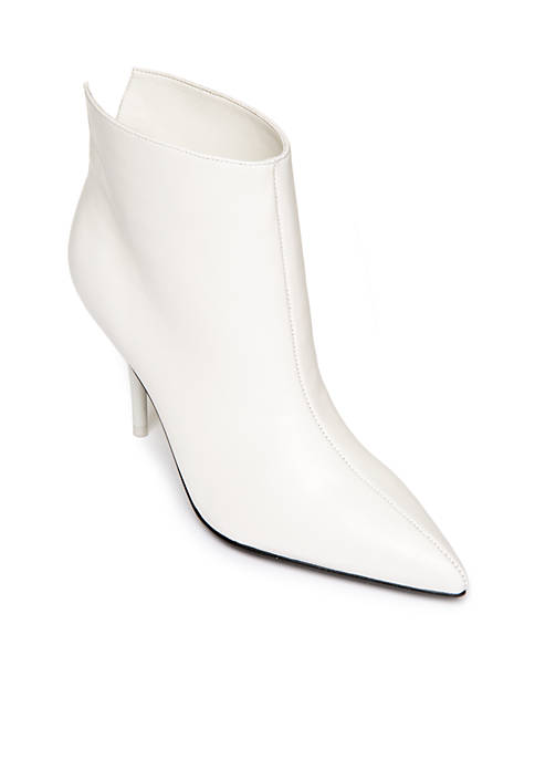 Marc Fisher LTD Fenet Open Back Dress Booties