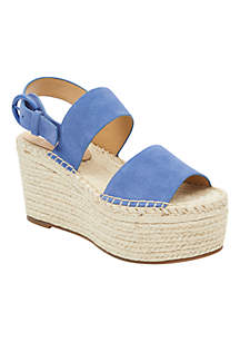 Marc Fisher LTD Two Band Wedge Heels