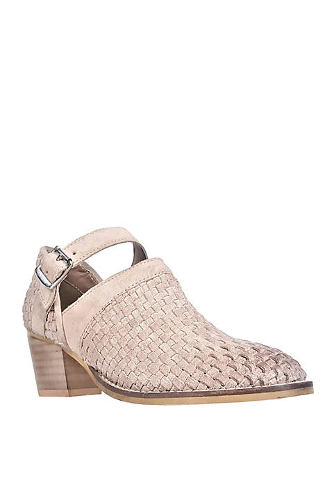 Gates Woven Ankle Boots