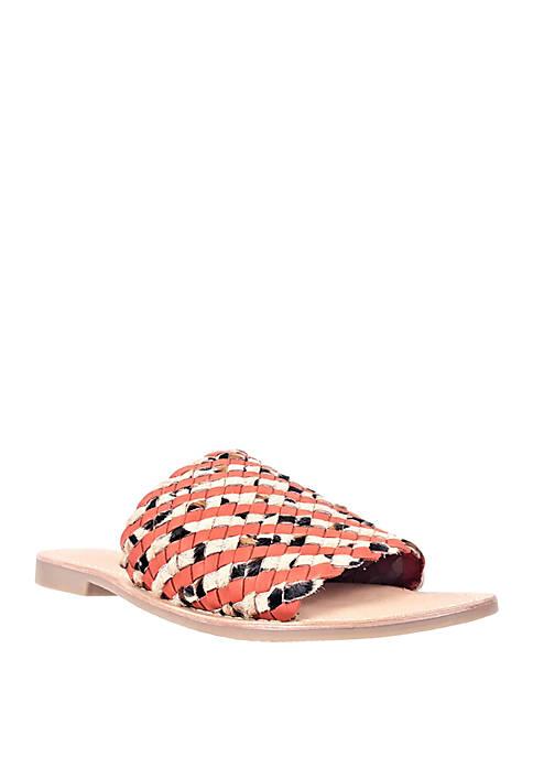 Jeana Woven Sandals