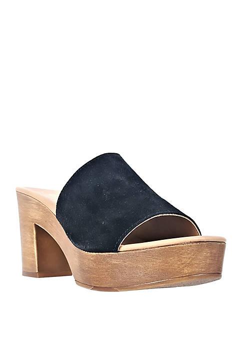 Orlanda Chunky Sandals