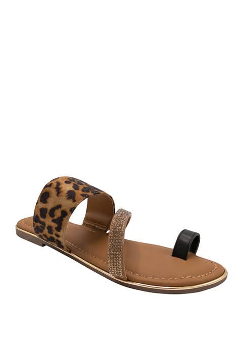 Sugar Dawson Toe Loop Sandals